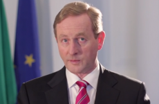 He won't do any TV debates but here's Enda Kenny's pre-referendum message