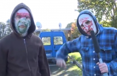 WATCH:  The Rubberbandits talk about Halloween