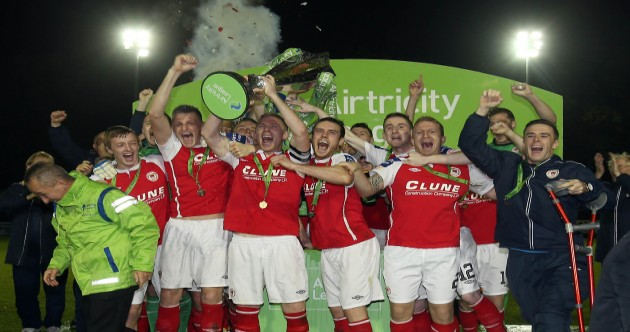 8 of the best images from Richmond Park as St Pat's are crowned Premier Division champions