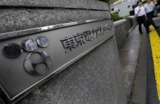 Six Fukushima workers doused with radioactive water