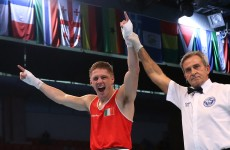 Quigley advances as Conlan and McCarthy bow out of World Championships