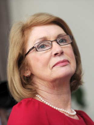 Minister of State Jan O'Sullivan.