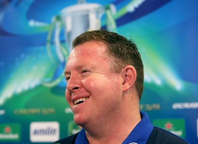 O'Connor thinks Leinster will hang on to O'Brien and Heaslip next season.
