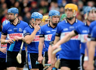 Sarsfields triumphed in the Cork senior hurling championship tonight. (File Photo)