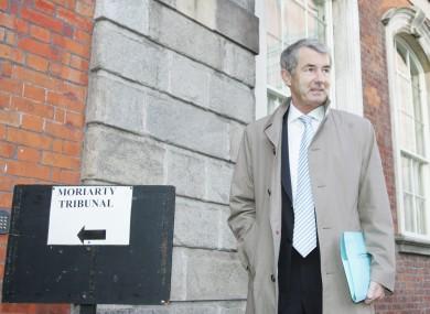 Former Fine Gael member, Michael Lowry.