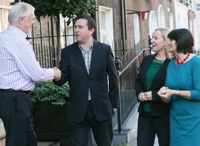 The Reform Alliance meeting for a think-in in Dublin last month