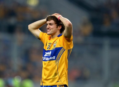 Clare's Shane O'Donnell.