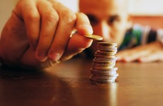 Household savings primarily being used to pay down debt