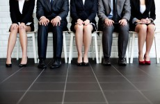 Fewer professional positions on the jobs market last month