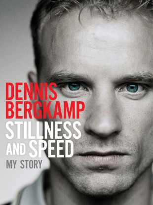 Dennis Bergkamp's Stillness and Speed has been named on the longlist.