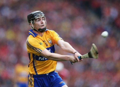 Tony Kelly is among those nominated for a place on the Team of the Year.