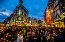 Christmas lights to get switched on in the capital today