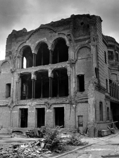 75 years on: Kristallnacht in pictures