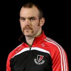 Oulart-the-Ballagh's hurlers have done Movember as a team effort this year. As captain, Darren Nolan collects on their behalf...<span class=