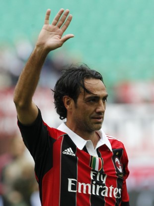 Nesta is one of the mos decorated defenders to ever play the game.