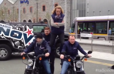 Dublin radio station takes on Jean-Claude Van Damme's 'most epic of splits'