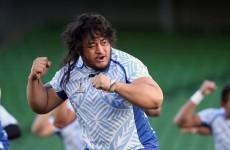 Shane Byrne: Ireland must be braced for super-charged Samoa