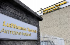 Fears for jobs at Lufthansa Technik as staff called to meeting