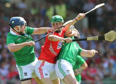 Limerick's Richie McCarthy and Tom Condon are nominated for Allstar awards.