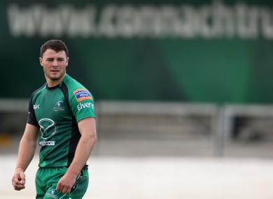 Henshaw will be staying at Connacht until 2016 at least.