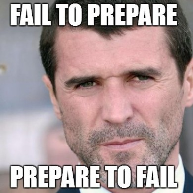 23 of the most common Roy Keane clichés deconstructed ...