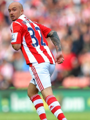 Looking back? Stephen Ireland wants to chat with the new boss and his assistant.