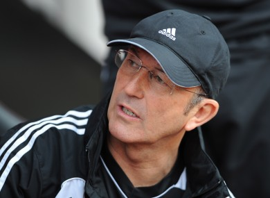 Crystal Palace have confirmed the appointment of Tony Pulis as manager on a two-and-a