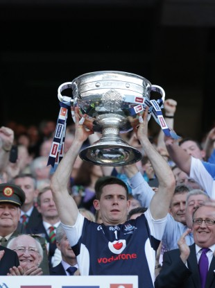 Stephen Cluxton has followed up his All-Ireland win with an AllStar nod.