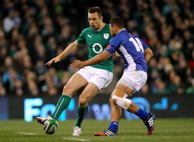 Ireland's Tommy Bo