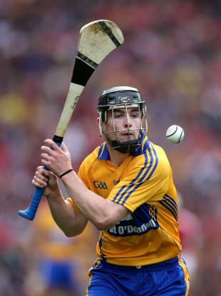 Clare's Tony Kelly picked up an historic double this evening.