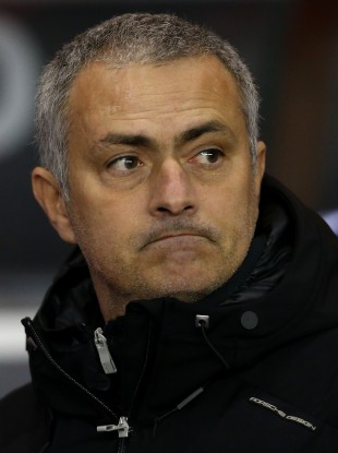 Chelsea's manager Jose Mourinho has criticised Arsenal's recent performance against his team.