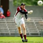 Westmeath's 2004 Leinster winning netminder bowed out after their championship exit in July.<span class=