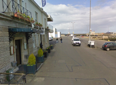 The current temporary Howth tourism office is located down the west pier in a small room in this building.