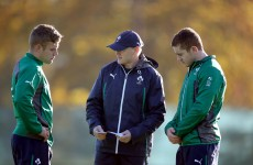 Jackson wants chance to show versatility for Ireland