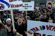 Iceland jails bank officials for Kaupthing fraud