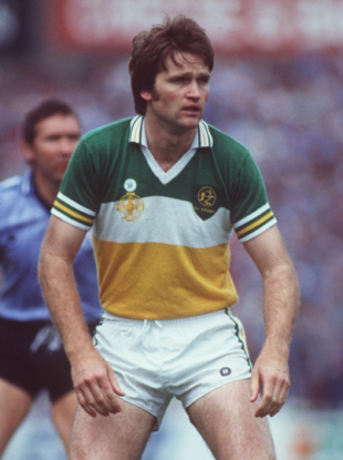 Offaly great Liam O'Connor.