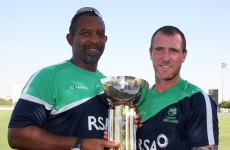 Ireland's cricketers to face West Indies in Jamaica in 2014