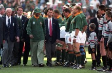 The 16th Man: ESPN's documentary on Mandela and the World Cup that united South Africa