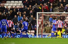 League Cup wrap: Sunderland shock Chelsea, Manchester City ease to win