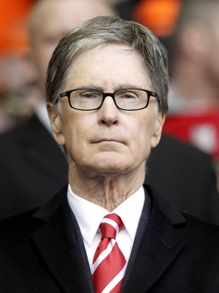 Fenway Sports Group chief John Henry.
