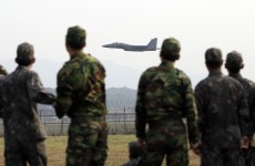 South Korea expands air defence zone to overlap China's