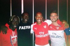 Arsenal announce record kit sponsorship deal with Puma
