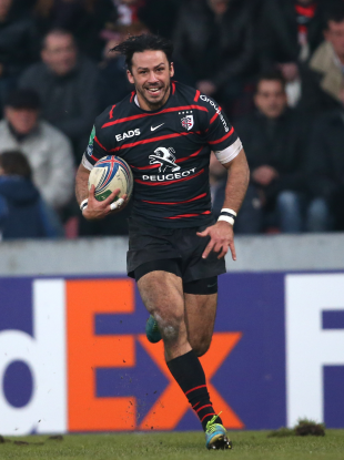 Poitrenaud is hoping Toulouse can 'hang on' against Munster.