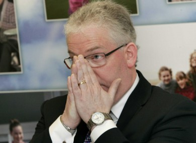 HSE CEO Tony O'Brien