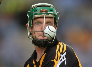 Shefflin has recovered from injury to take his place in the side.