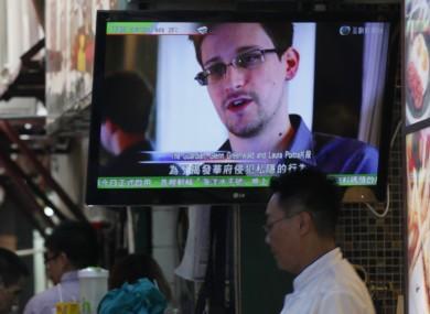 File: Edward Snowden