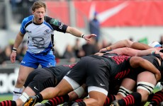 Marmion and White cited for incidents during Connacht's defeat to Saracens