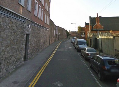 Lamb Alley