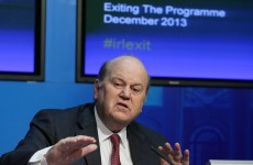 'Sorry guys' – no bonuses for top bankers says Noonan