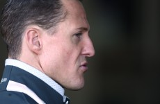Schumacher to turn 45 while comatose in French hospital